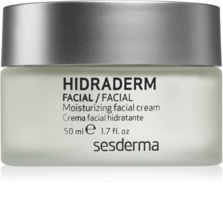 Sesderma Hidraderm Facial Moisturising Cream for Sensitive and Dry Skin