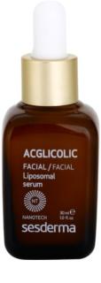 Sesderma Acglicolic Facial εντατικός ορός για όλους τους τύπους επιδερμίδας