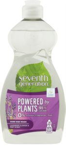 Seventh Generation Powered by Plants Lavender Flower & Mint prostriedok na umývanie riadu