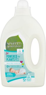 Seventh Generation Powered by Plants Baby prací gél