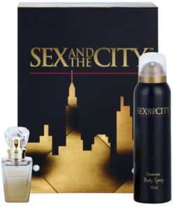 Sex and the City Sex and the City set cadou I. pentru femei