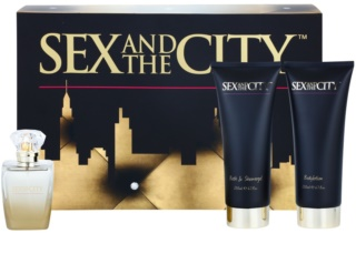 Sex and the City Sex and the City set cadou II. pentru femei