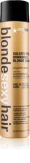 Sexy Hair Blonde Sulphate-Free Shampoo for Blonde Hair