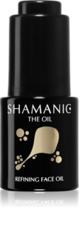 Shamanic The Oil Refining Face Oil Facial Oil with Skin Smoothing and Pore Minimizing Effect