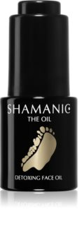 Shamanic The Oil Detoxing Face Oil Detoxifying Oil with Brightening and Smoothing Effect