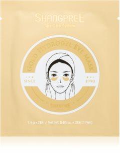 Shangpree Gold Hydrogel maska na oči s regeneračním účinkem