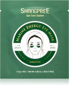 Shangpree Marine Energy Øjenmaske Til hudfornyelse og regenerering