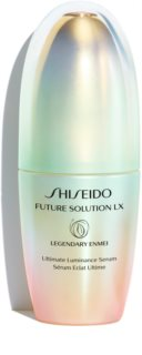 Shiseido Future Solution LX Legendary Enmei Ultimate Luminance Serum ser de lux anti rid pentru intinerirea pielii