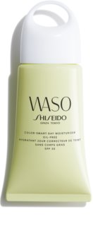 Shiseido Waso Color-Smart Day Moisturizer Hydrating Skin Tone Unifying Day Cream Oil-Free