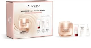 Shiseido Benefiance Wrinkle Smoothing Cream coffret I. para mulheres
