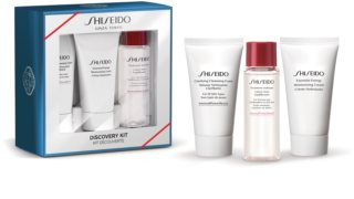 Shiseido Essential Energy καλλυντικό σετ III.