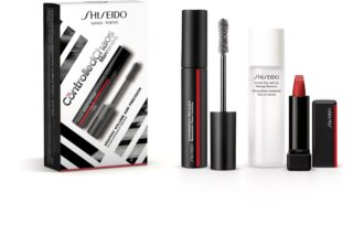 Shiseido Makeup Controlled Chaos MascaraInk Cosmetic Set I. for Women