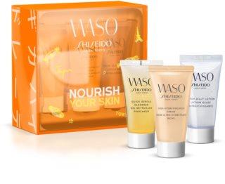 Shiseido Waso козметичен комплект IV. за жени