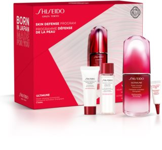 Shiseido Ultimune Power Infusing Concentrate kozmetički set IX. za žene