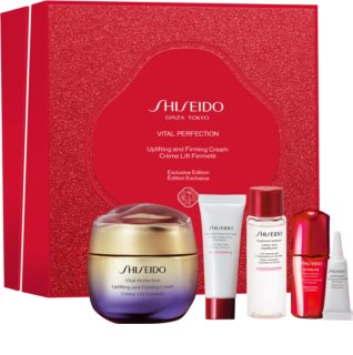 Shiseido Vital Perfection Uplifting & Firming Cream lote de regalo I. para mujer