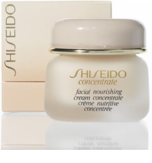 Shiseido Concentrate Facial Nourishing Cream подхранващ крем за лице
