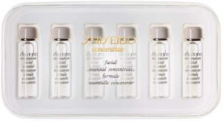 Shiseido Concentrate Facial Essential Wirkstoffkonzentrat in Ampullenform