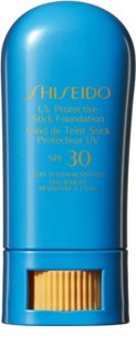 Shiseido Sun Care UV Protective Stick Foundation Protectie impermeabila la apa machiaj stick SPF 30
