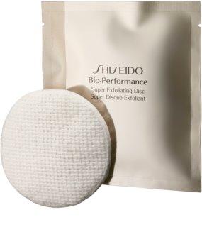 Shiseido Bio-Performance Super Exfoliating Disc exfoliační čisticí polštářky pro omlazení pleti