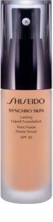 Shiseido Synchro Skin Lasting Liquid Foundation podkład o przedłużonej trwałości SPF 20
