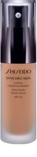 Shiseido Makeup Synchro Skin Lasting Liquid Foundation langanhaltendes Make-up SPF 20