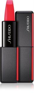 Shiseido ModernMatte Powder Lipstick matná pudrová rtěnka