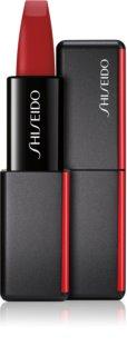 Shiseido ModernMatte Powder Lipstick Ruj mat cu pulbere