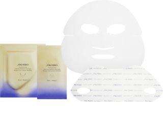 Shiseido Vital Perfection Liftdefine Radiance Face Mask luxus feszesítő maszk arcra