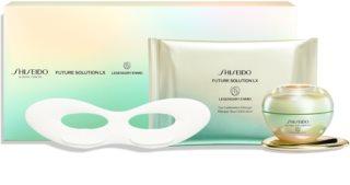 Shiseido Future Solution LX Legendary Enmei Ultimate Renewing Cream Gavesæt  (med anti-rynkeeffekt)