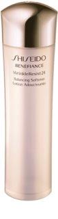 Shiseido Benefiance WrinkleResist24 Balancing Softener verfeinernder und Feuchtigkeit spendender Toner gegen Falten