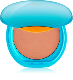 Shiseido Sun Care UV Protective Compact Foundation vodeodolný kompaktný make-up SPF 30