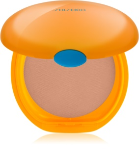 Shiseido Sun Care Tanning Compact Foundation kompaktný make-up SPF 6