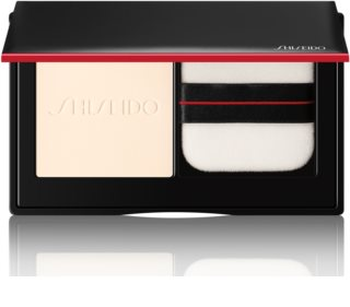 Shiseido Synchro Skin Invisible Silk Pressed Powder zmatňujúci púder