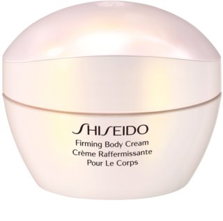 Shiseido Global Body Care Firming Body Cream creme corporal refirmante com efeito hidratante