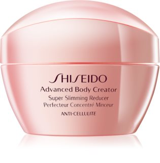Shiseido Body Advanced Body Creator crème amincissante corps anti-cellulite