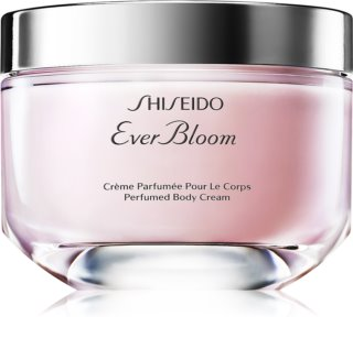 Shiseido Ever Bloom Body Cream Kroppskräm för Kvinnor 200 ml