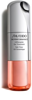 Shiseido Bio-Performance LiftDynamic Eye Treatment krema proti gubam za predel okoli oči z učvrstitvenim učinkom