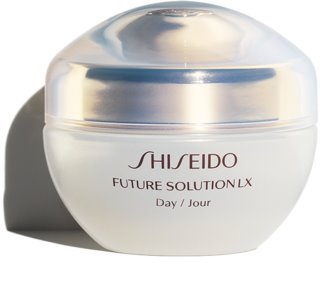 Shiseido Future Solution LX Total Protective Cream Luxuriöse multifunktionale Premium-Tagespflege