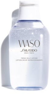 Shiseido Waso Fresh Jelly Lotion Day and Night Care without Alcohol