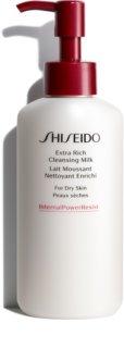 Shiseido Generic Skincare Extra Rich Cleansing Milk čisticí pleťové mléko pro suchou pleť