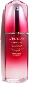 Shiseido Ultimune Power Infusing Concentrate energizáló és védő koncentrátum az arcra