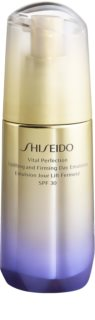 Shiseido Vital Perfection Uplifting & Firming Day Emulsion liftingová emulzia SPF 30