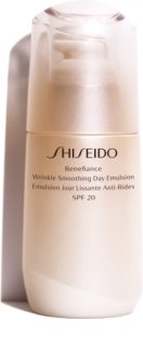 Shiseido Benefiance Wrinkle Smoothing Day Emulsion  emulsione protettiva anti-age SPF 20