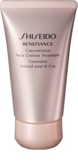 Shiseido Benefiance Concentrated Neck Contour Treatment creme regenerador antirrugas para pescoço e decote