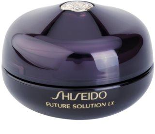 Shiseido Future Solution LX Eye and Lip Contour Regenerating Cream regeneruojamasis glotninamasis kremas akių ir lūpų sričiai