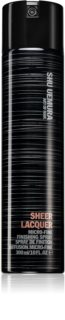 Shu Uemura Sheer Lacquer Hairspray For Wavy Hair