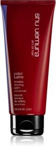 Shu Uemura Color Lustre βάλσαμο για να τονίζετε το χρώμα τον μαλλιών