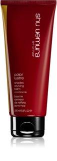 Shu Uemura Color Lustre megújító maszk szőke hajra