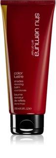 Shu Uemura Color Lustre αναζωογονητική μάσκα για ξανθά μαλλιά