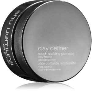 Shu Uemura Clay Definer gomina moldeadora para el cabello